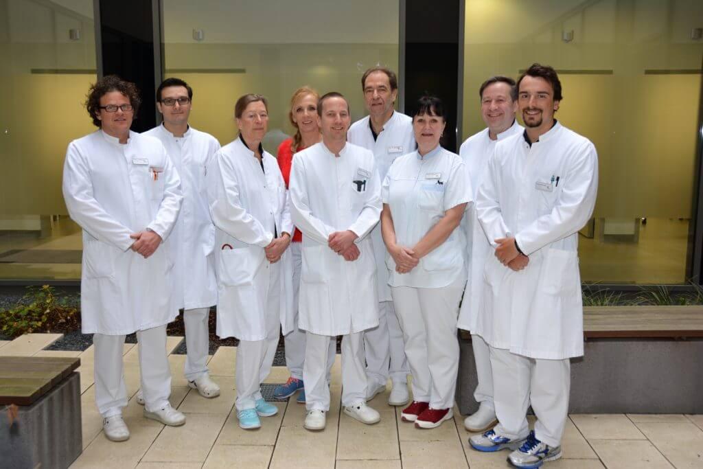 Team Unfallchirurgie AKH Viersen