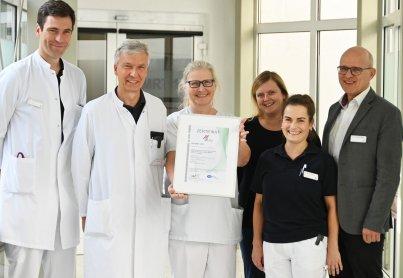 AKH Viersen - Innere Medizin Zertifizierung Lungenzentrum