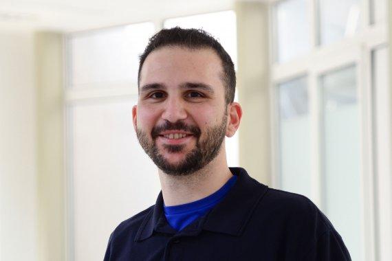 Oberarzt Athanasios-Charalampos Arsenopoulos